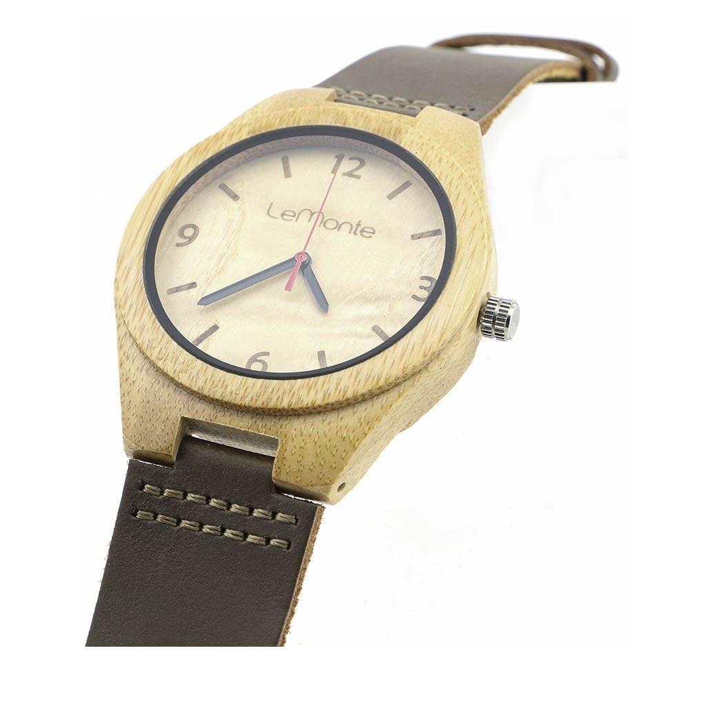 Reloj Bamboo