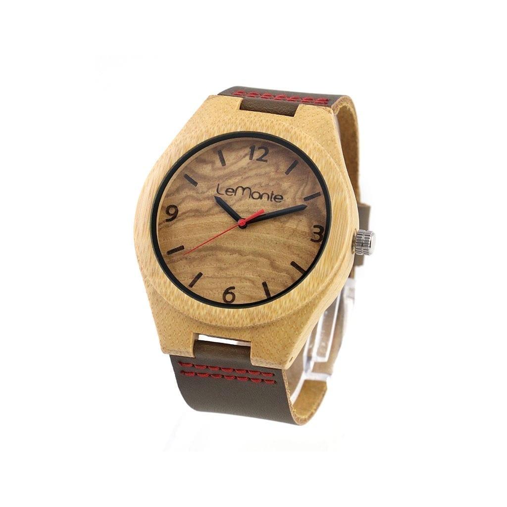 Zapatillas 2018 mejor Mitad de precio Relojes de Madera Personalizados | Relojes de Madera Grabados