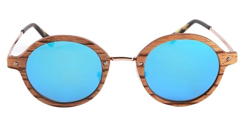 Gafas de madera Alexandra