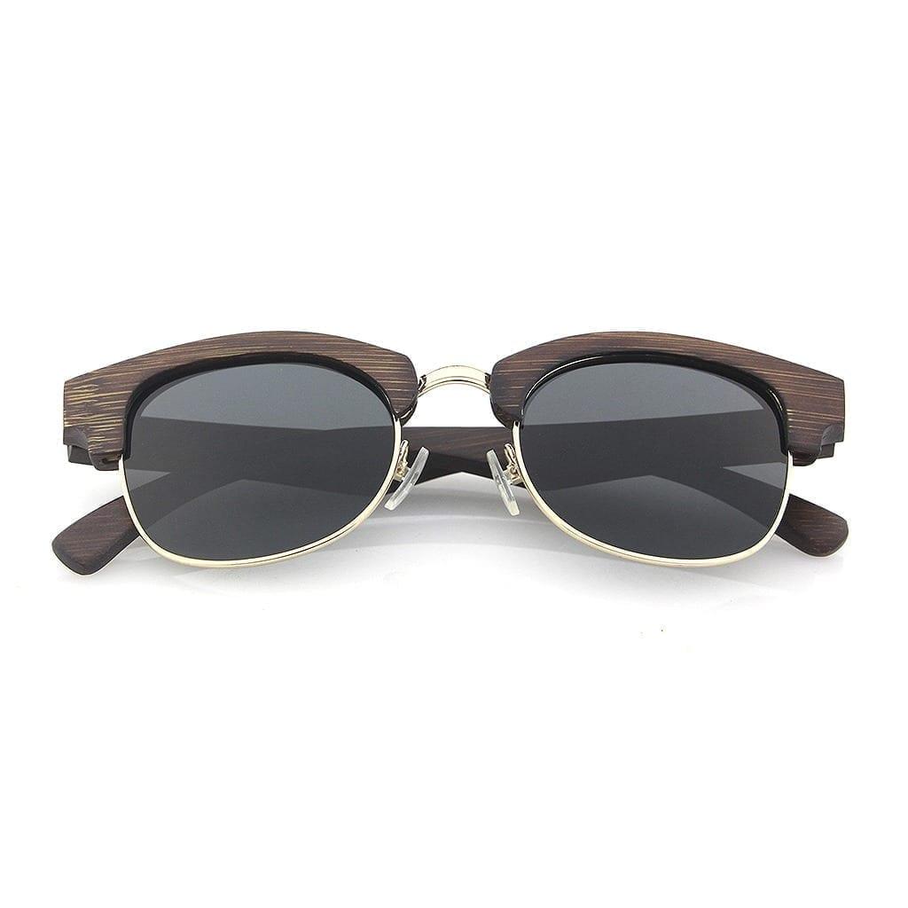 Gafas de sol de Bamboo