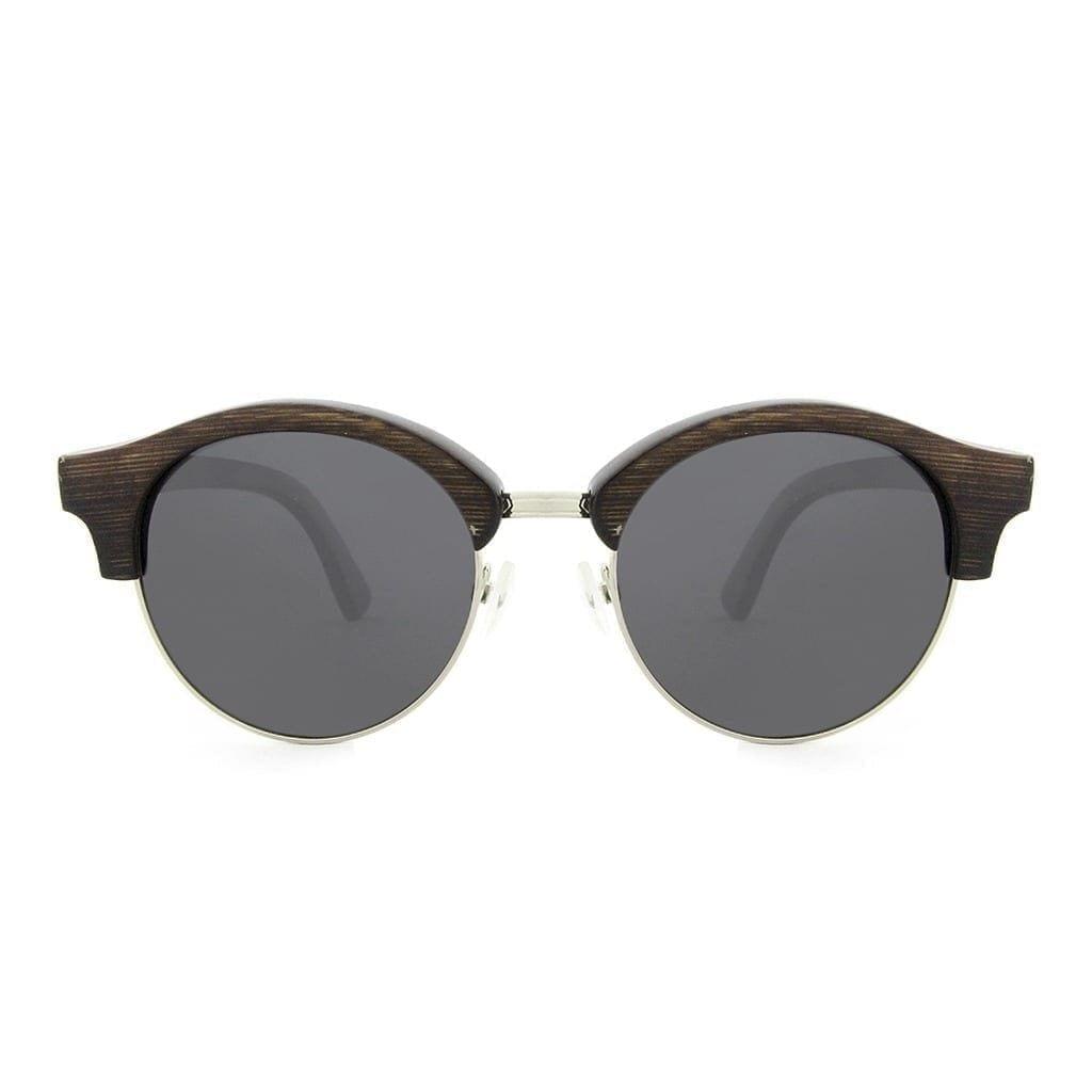 243306c49c Gafas de sol polarizadas mujer y hombre. Montura de madera