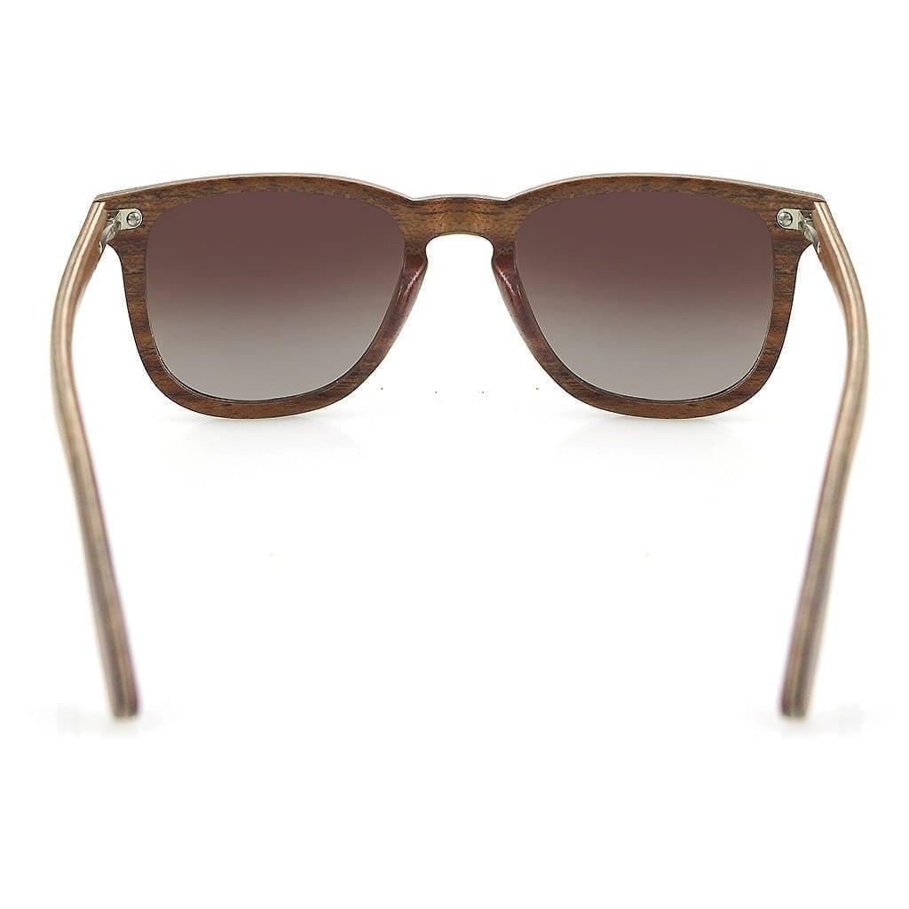 Gafas madera polarizadas