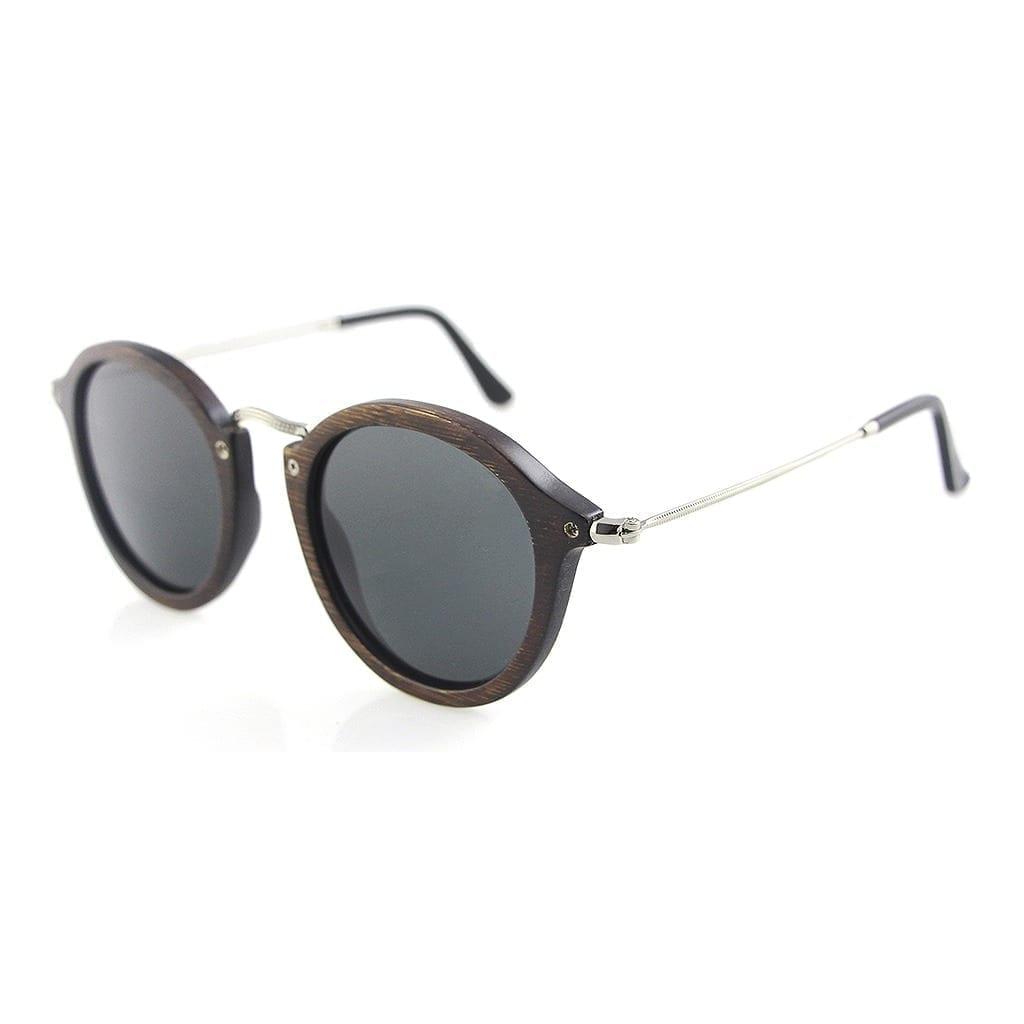 Gafas polarizadas madera