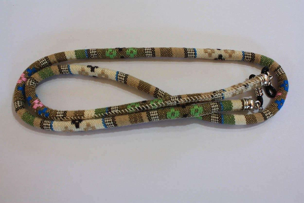 cuerda para gafas