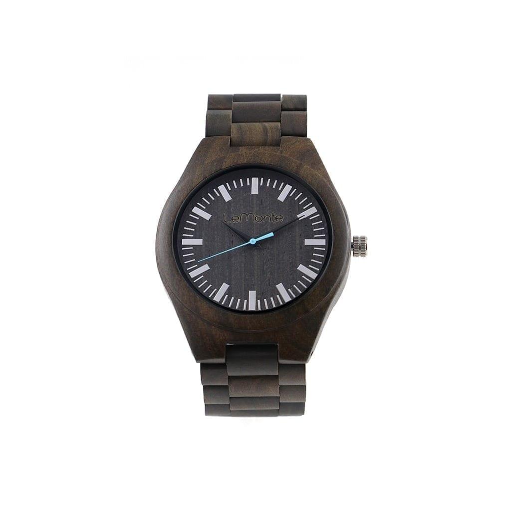 Reloj articulado madera
