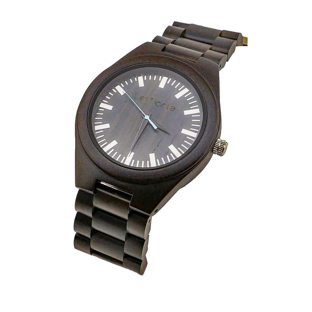 Reloj de madera modelo Stanley