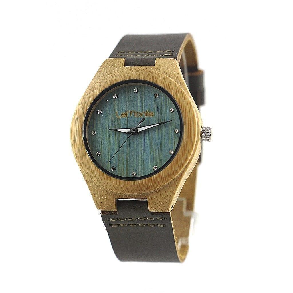 Reloj de mujer madera