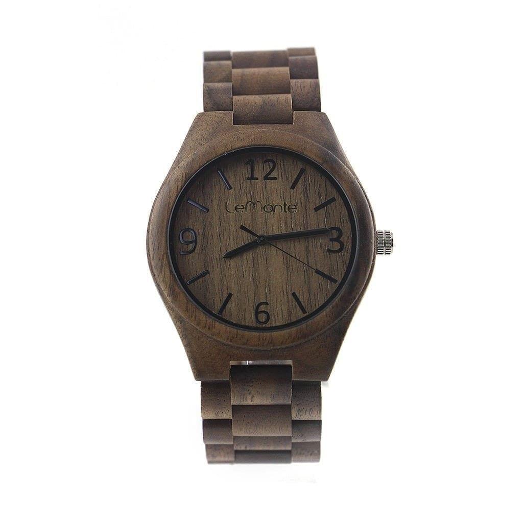 75b1120140e1 Reloj pulsera madera McKinley