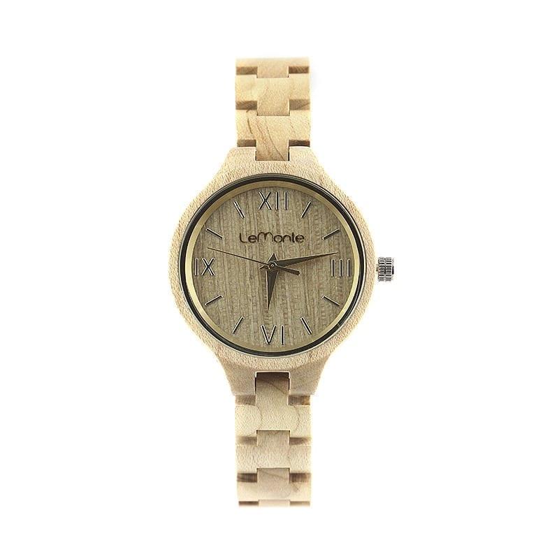 Reloj mujer de madera