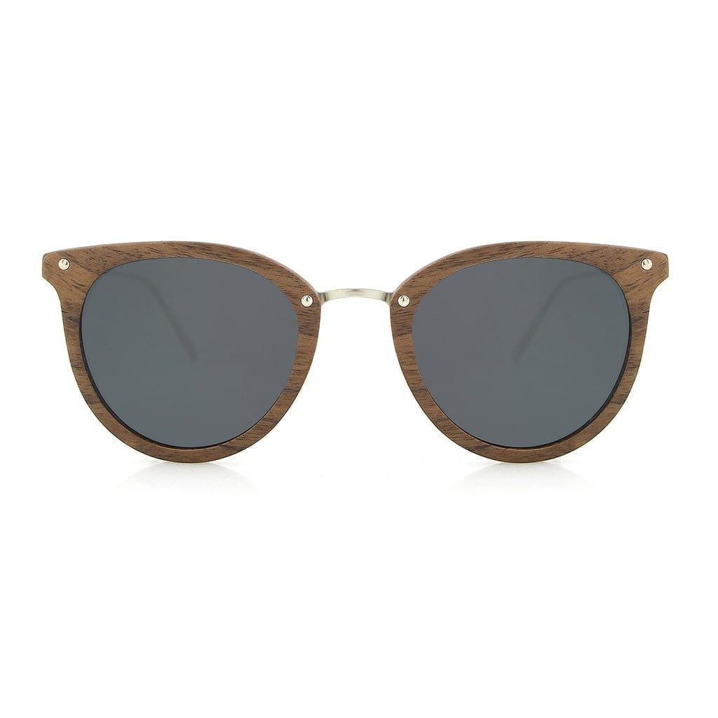 Gafas de madera Lemonte