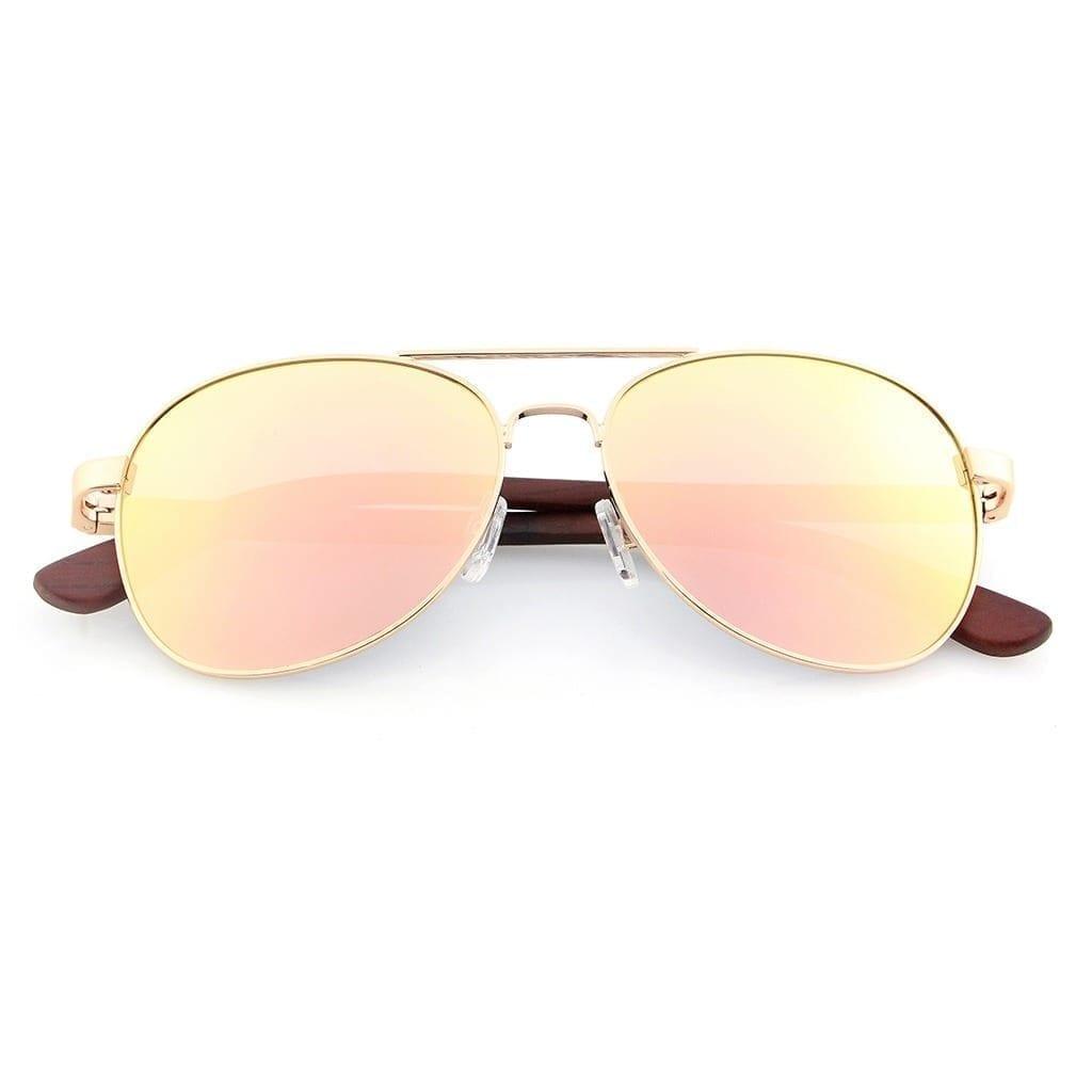 Gafas de sol Lemonte aviador