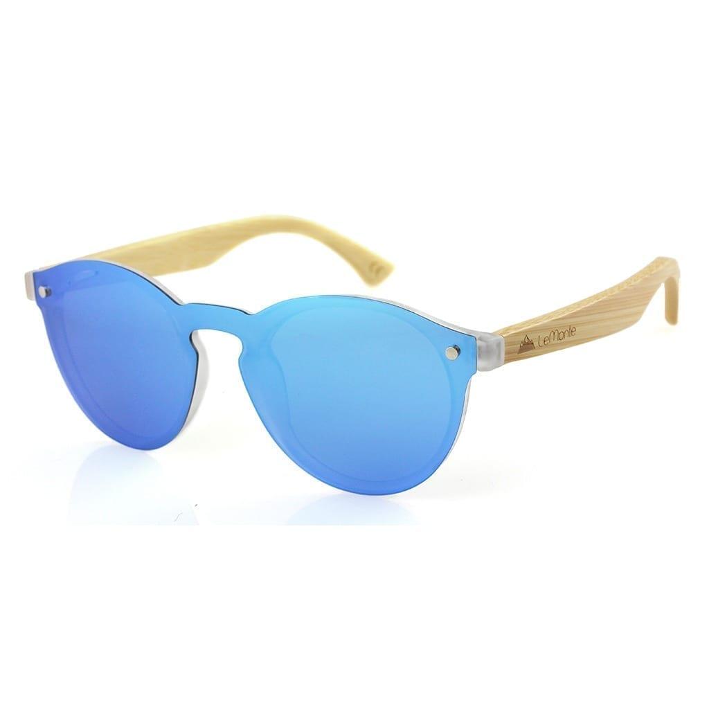 6aed4e8de1 Gafas sol con patillas de madera Greeny Kilimanjaro | Lemonte