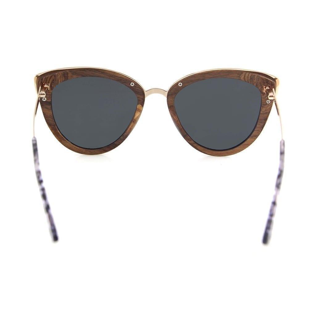 Gafas mujer de madera