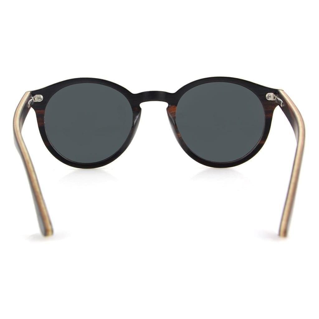 Gafas sol madera