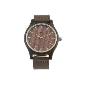 Reloj Lemonte de madera