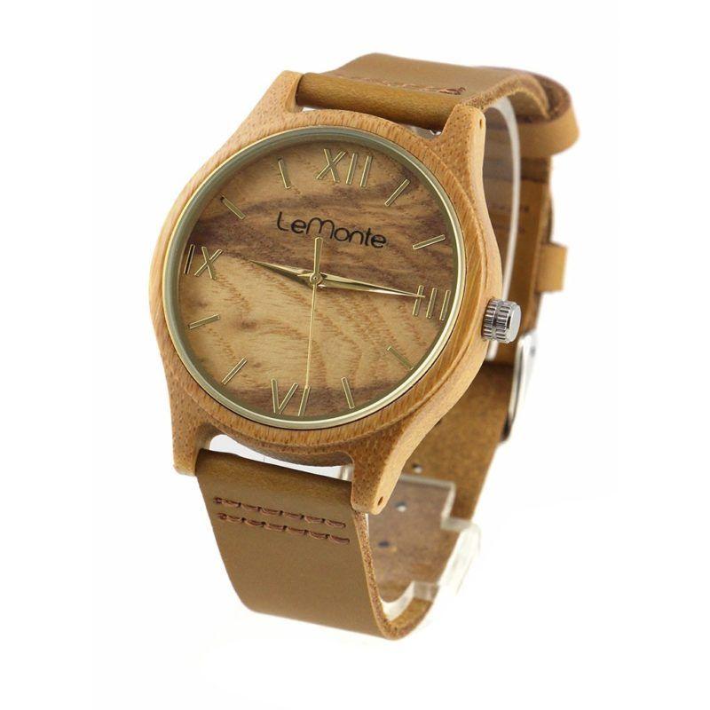 Reloj Lemonte ecologico
