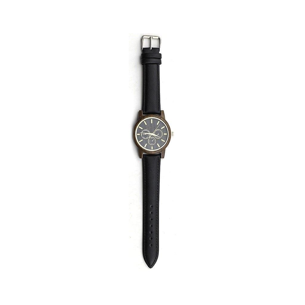 Reloj de nogal Aneto