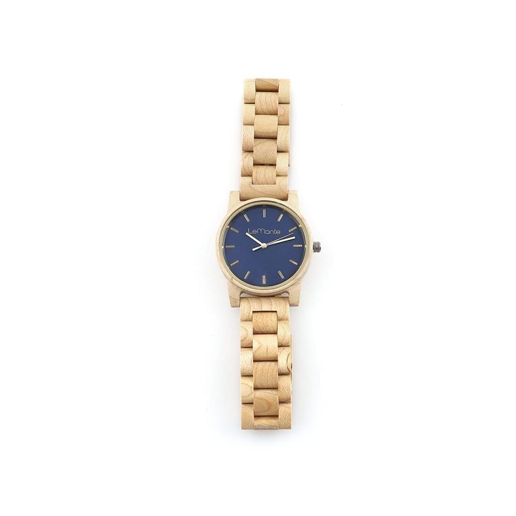 Reloj madera pulsera