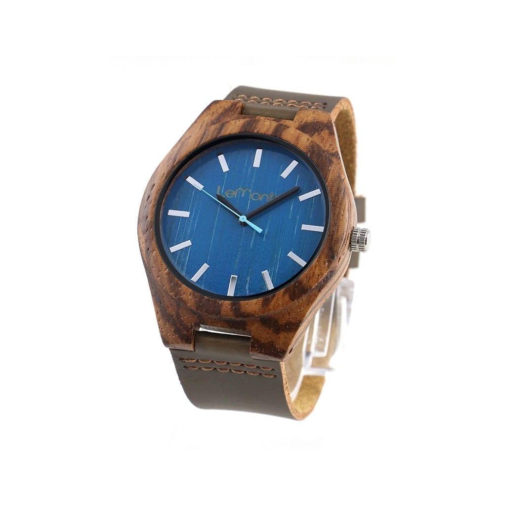Reloj de madera modelo Columbia