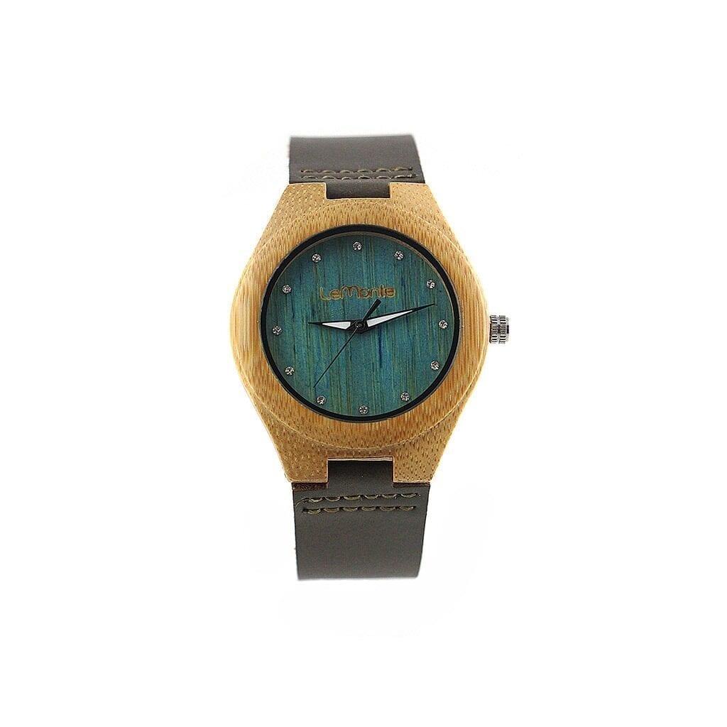 Reloj de Ocean bambú mujer