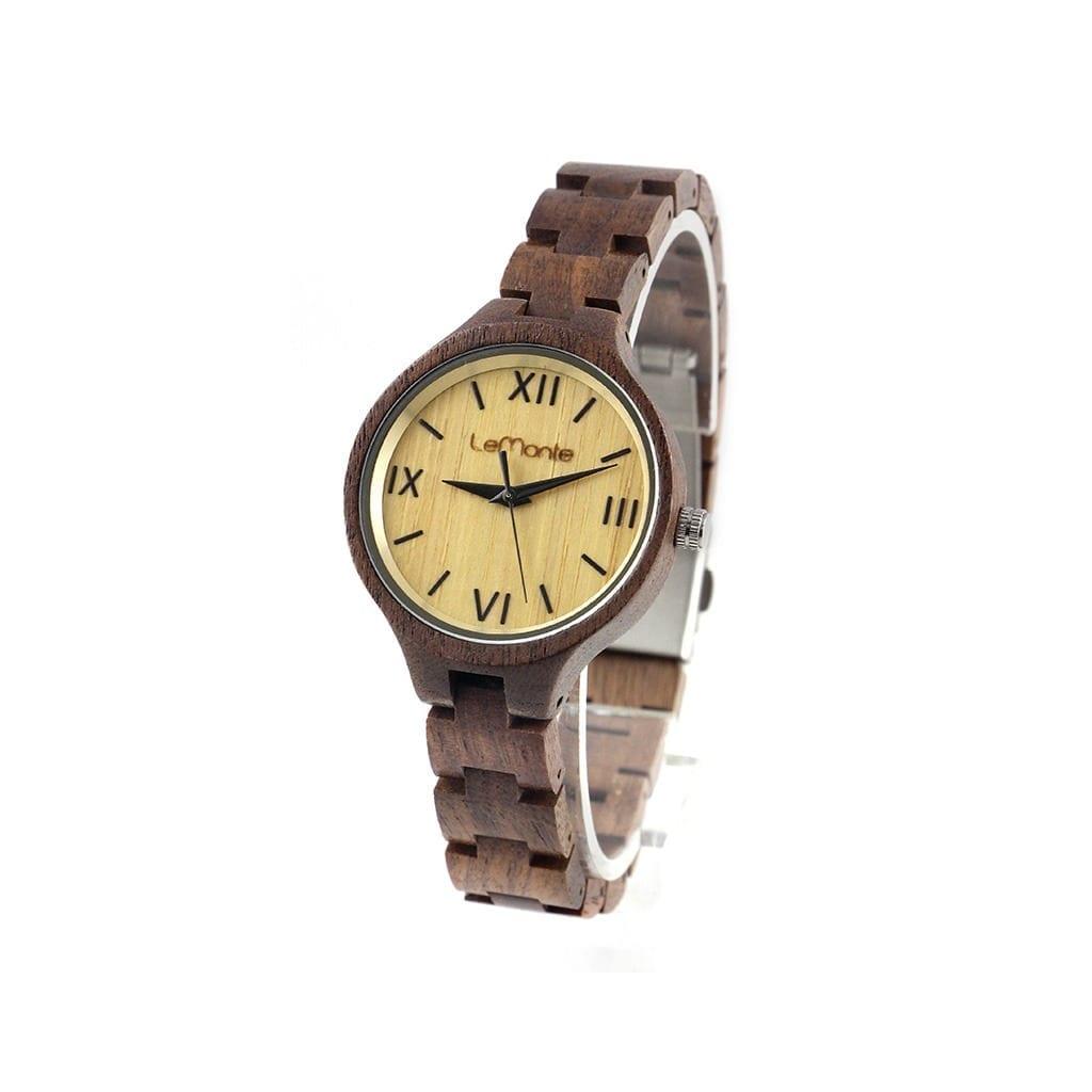 Reloj de mujer madera pulsera