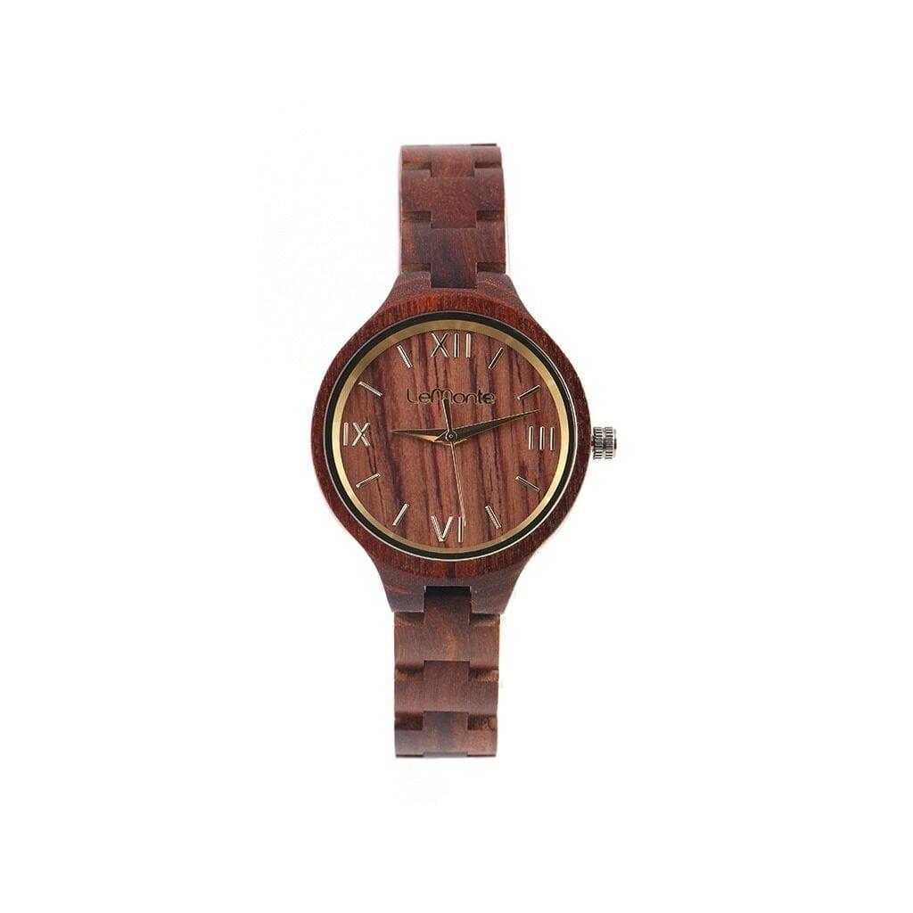Reloj pulsera madera para mujer