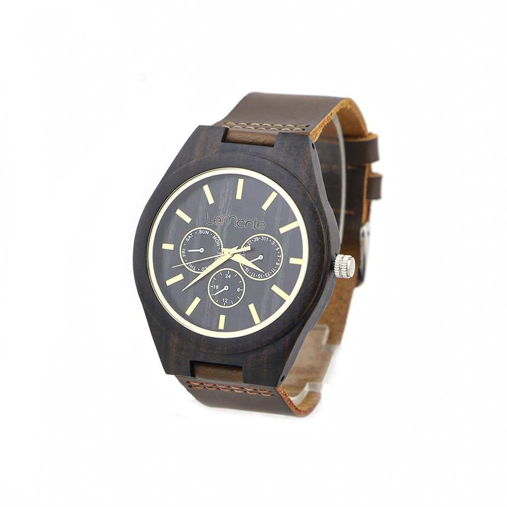 Reloj madera Damavand