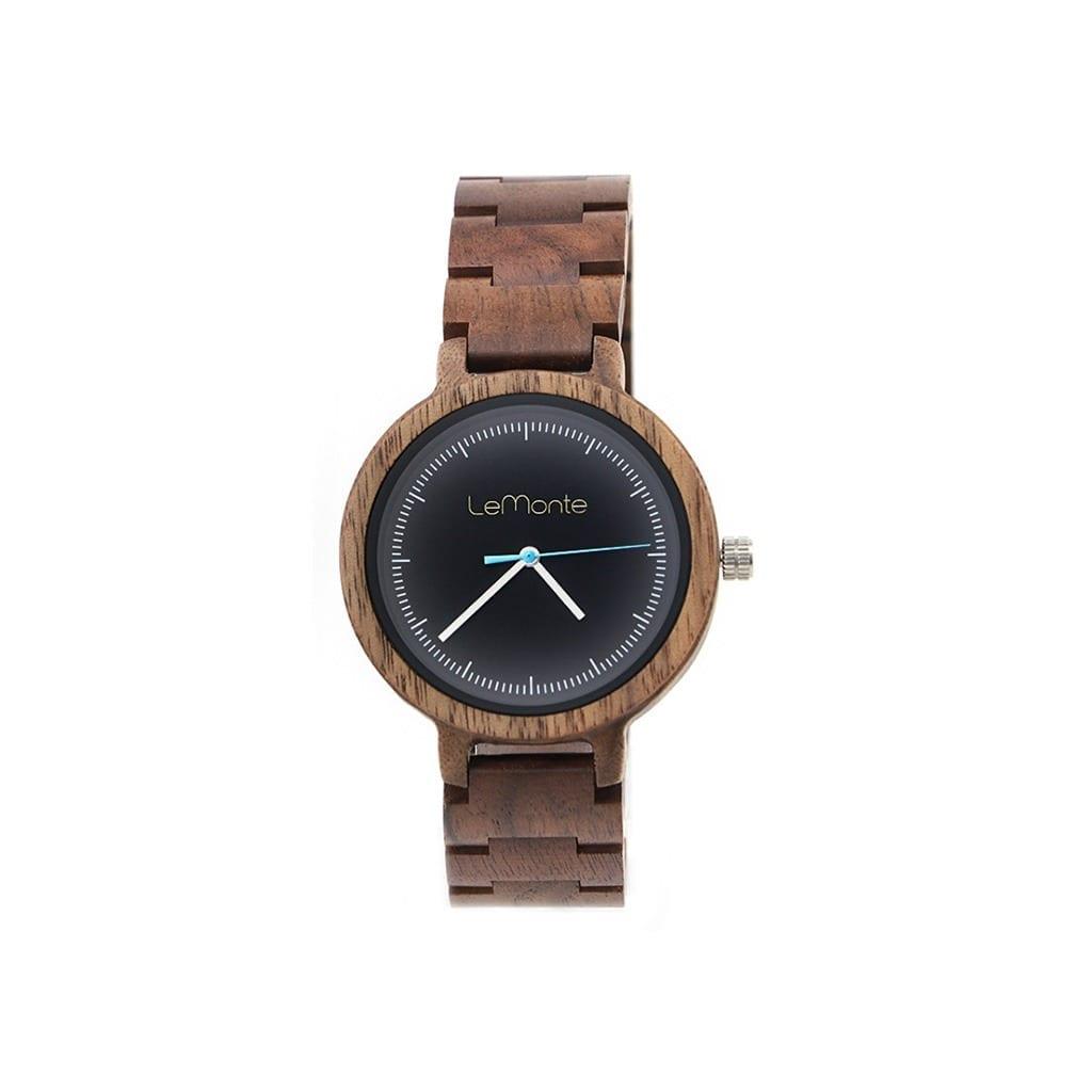 Reloj correa madera Kea
