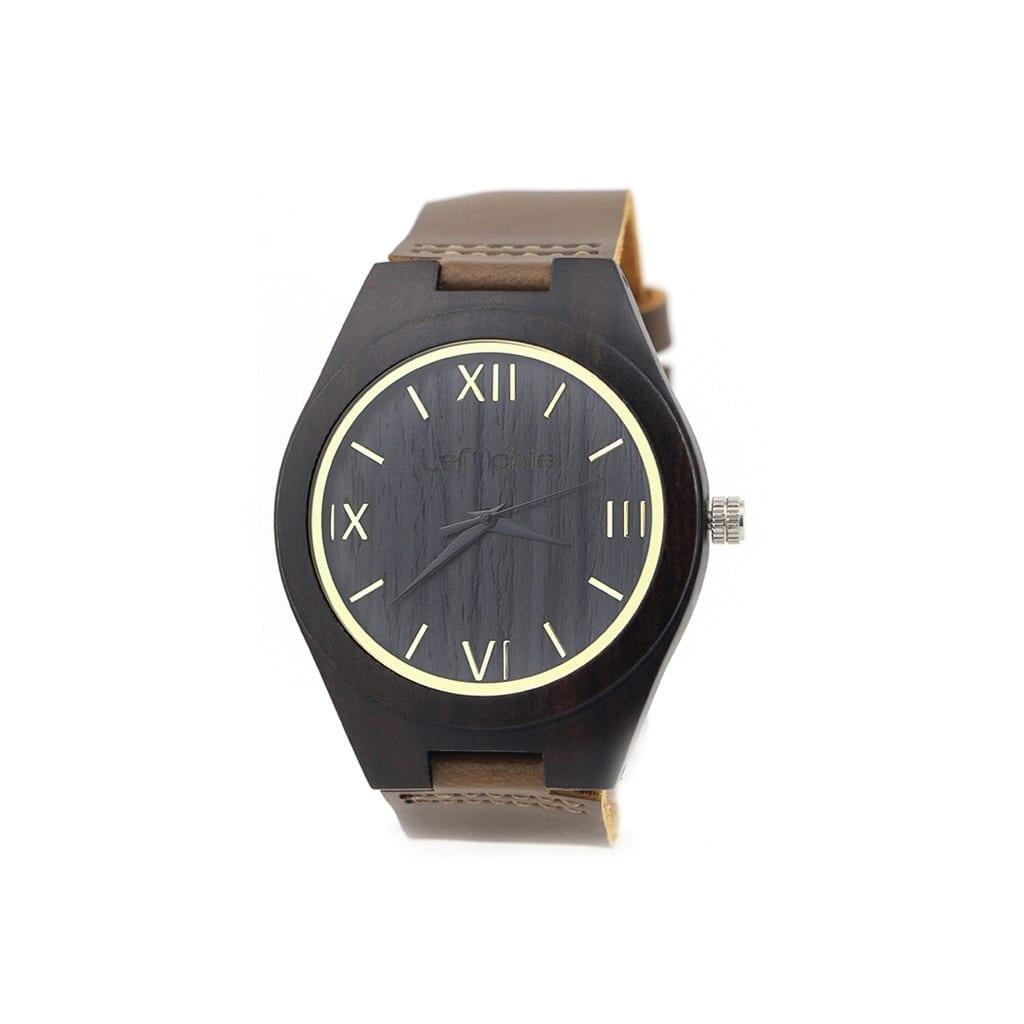 Reloj de pulsera de madera
