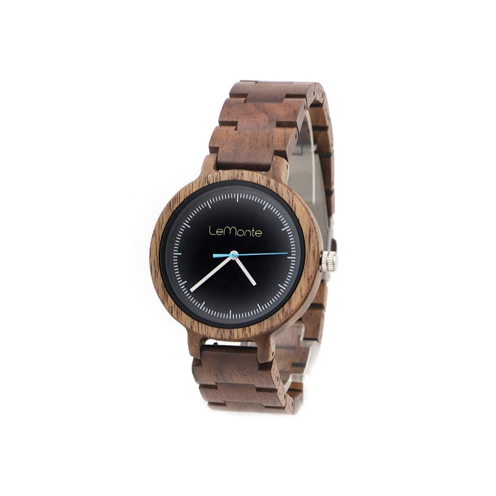 Reloj madera Kea