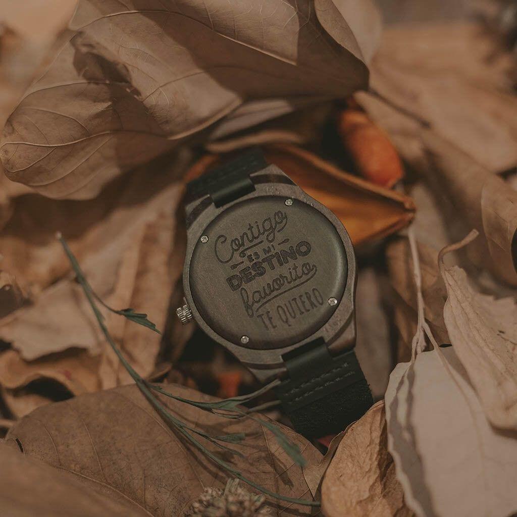 Reloj personalizado