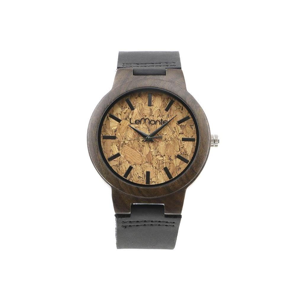 Reloj corcho lemonte