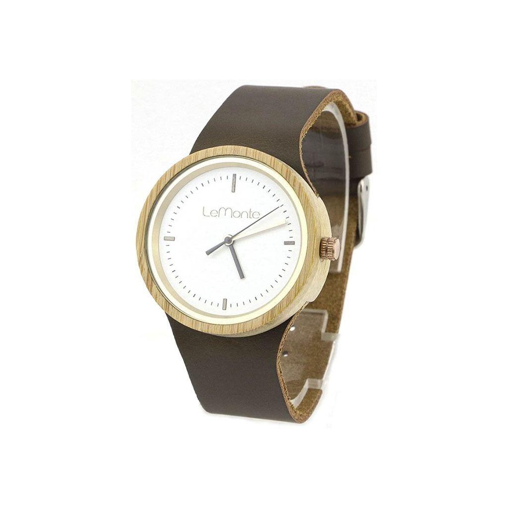 Reloj de madera para mujer Lemonte