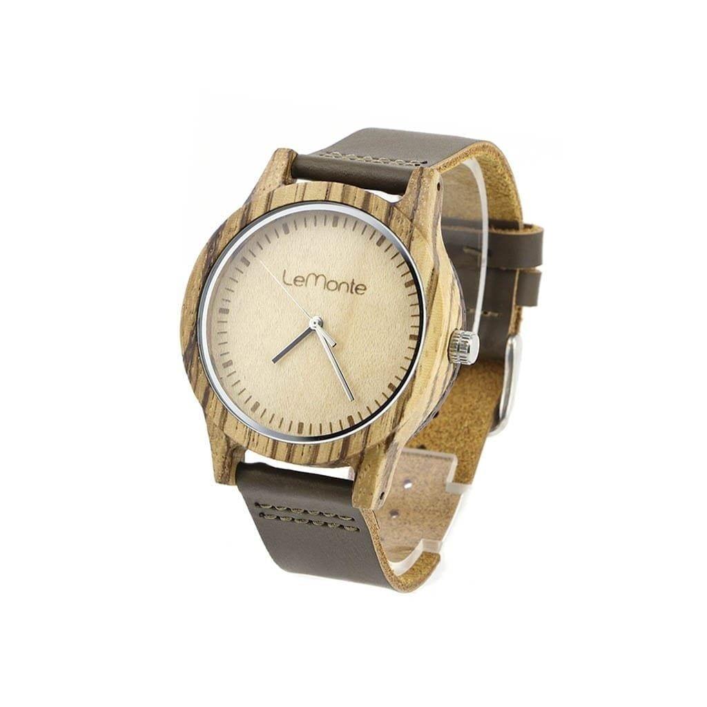Reloj madera Conway