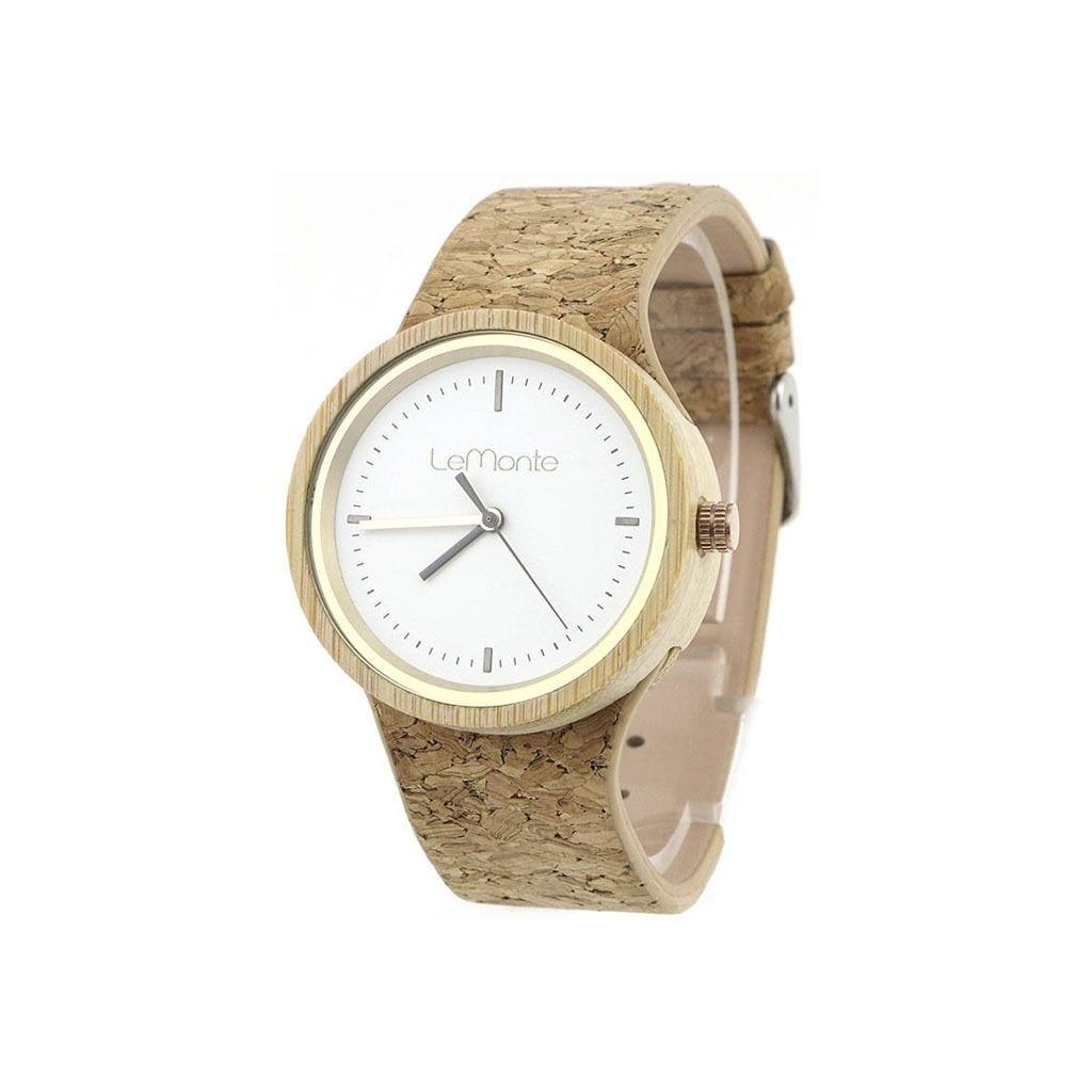 Reloj pulsera corcho Lemonte