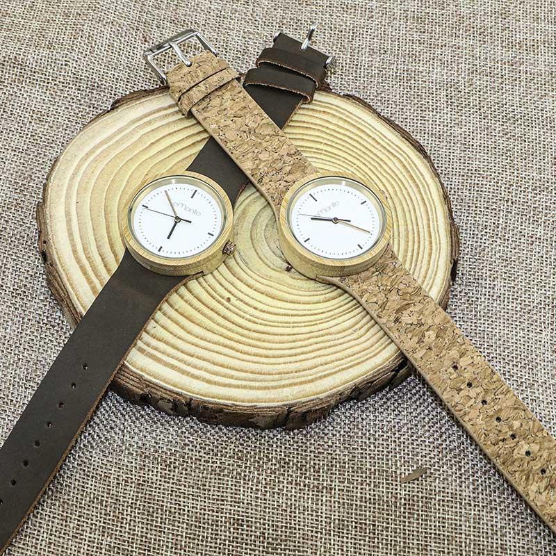 Relojes de madera mujer