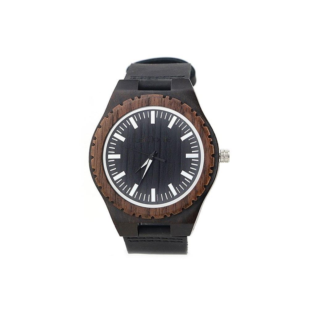 Reloj Lemonte madera