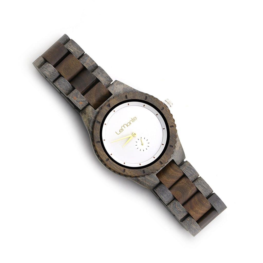 Reloj de hombre madera