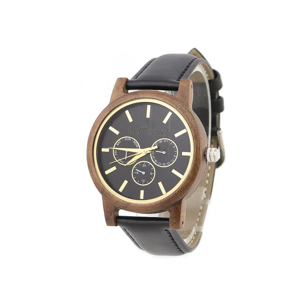 Reloj madera Aneto