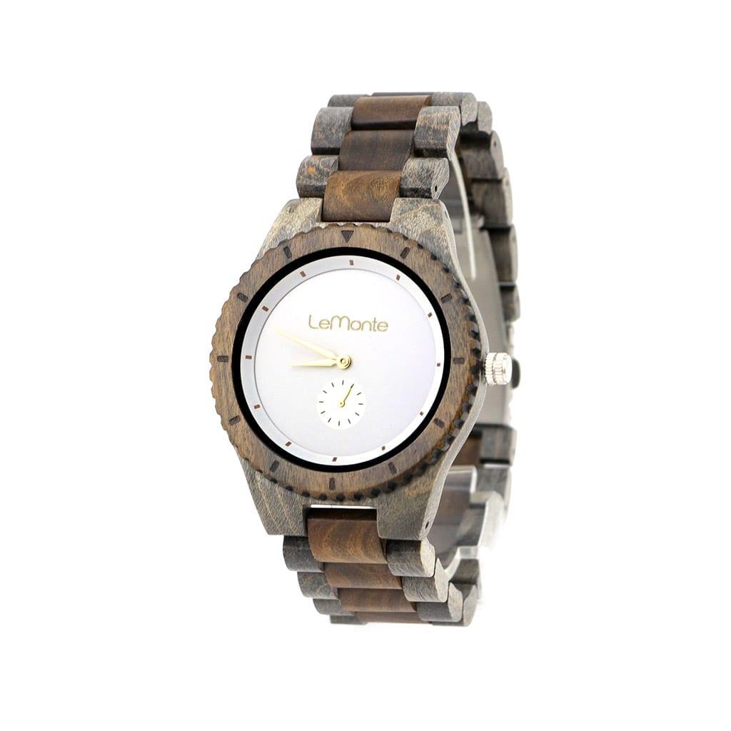 Reloj para hombre madera