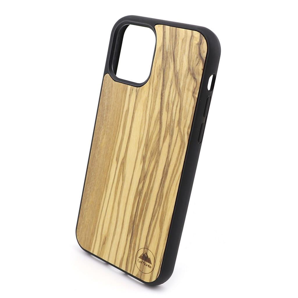 Funda iphone 12 de madera