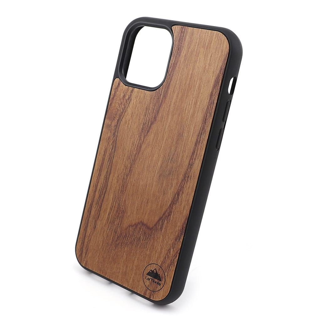 Funda iphone 12 en madera