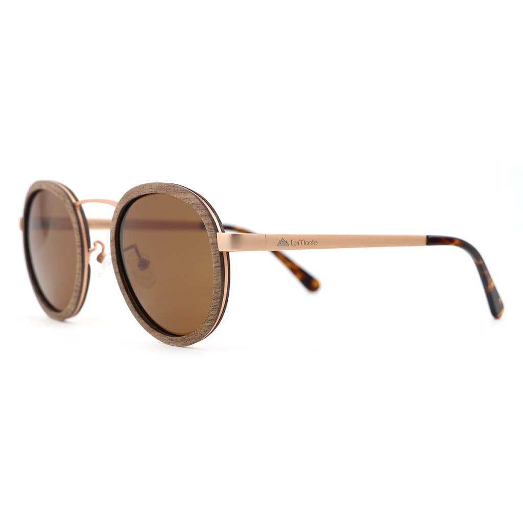 Gafas de sol con montura metal