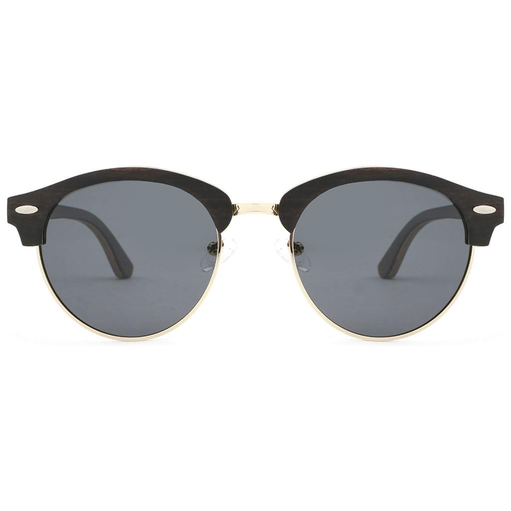 Gafas en madera polarizadas