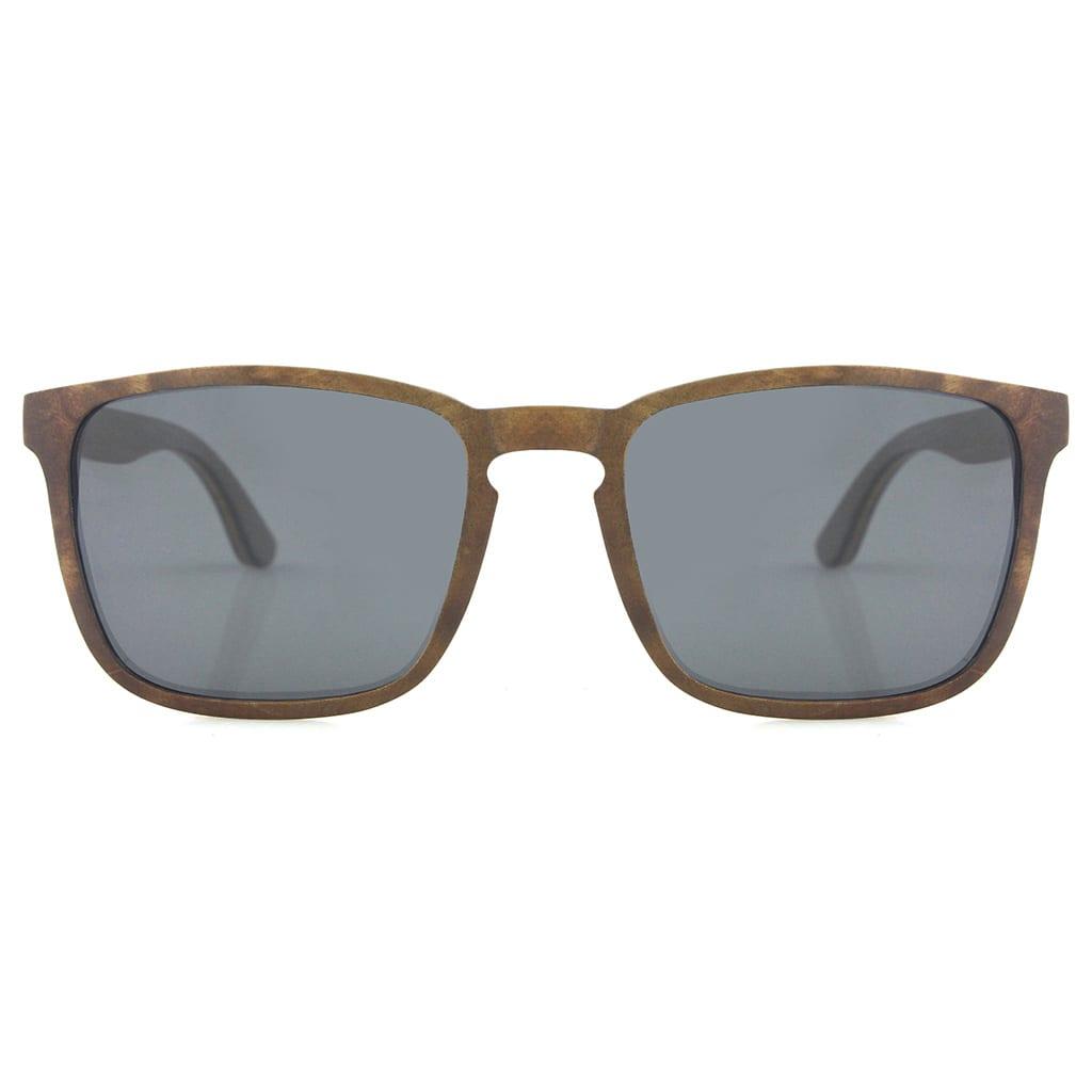 Gafas de hombre de madera
