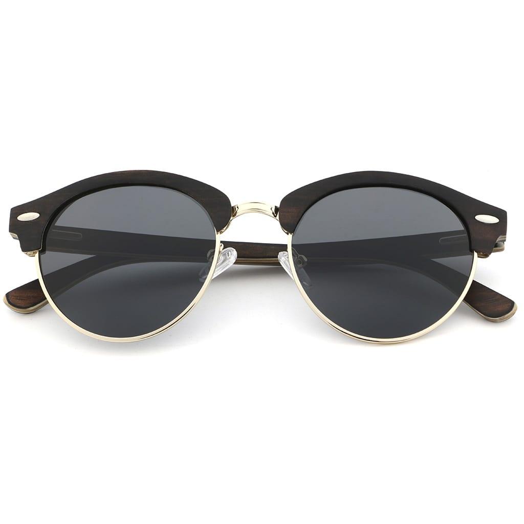 Gafas polarizadas de madera
