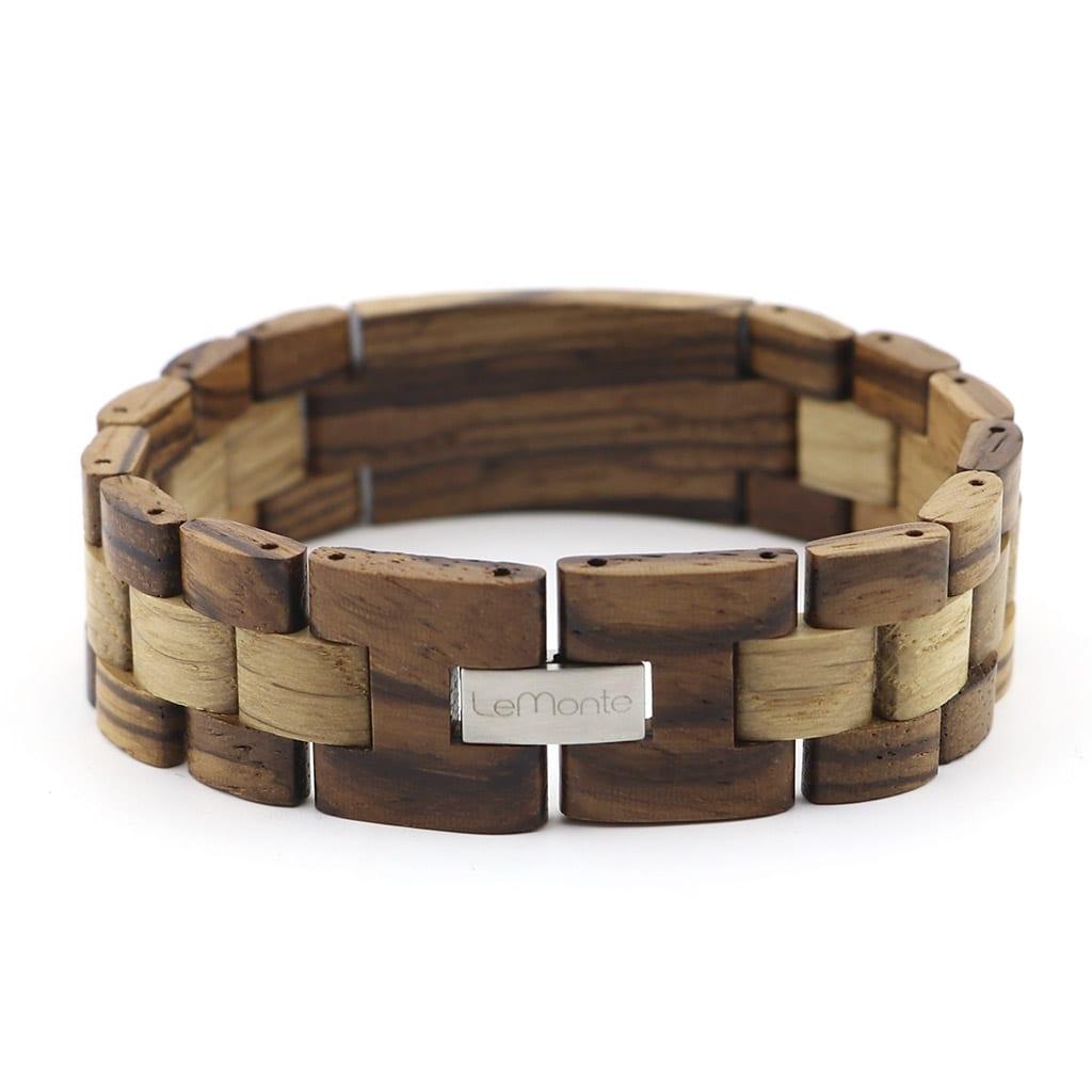 Pulsera de madera para hombre