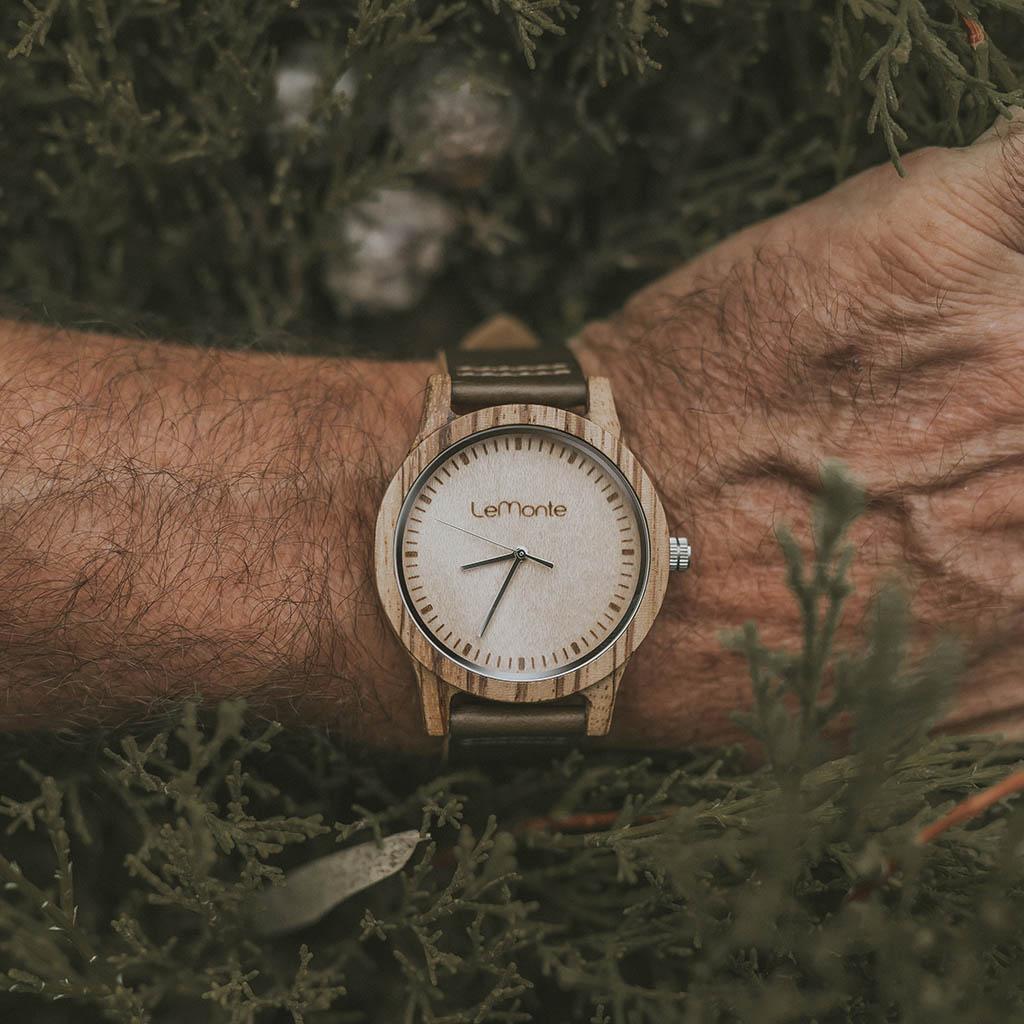 Reloj de pulsera lemonte